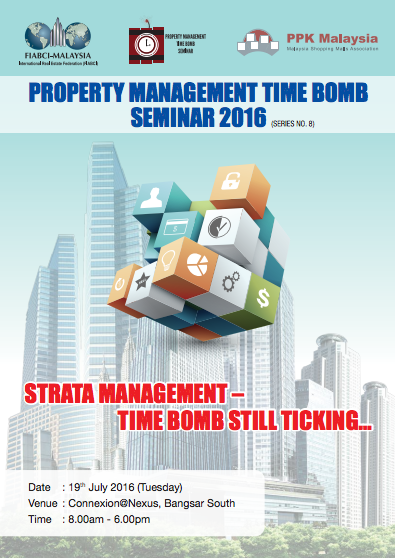 property management time bomb seminar 2016